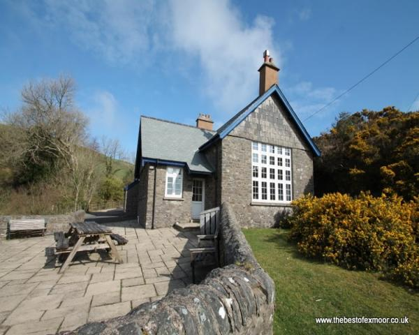 Exmoor family holiday, exmoor group accommodation,exmoor sleeping 6,sleeping 7