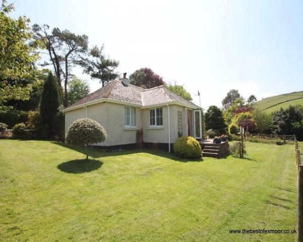 Holiday cottage bungalow