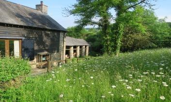 Ground floor holiday cottage accommodation