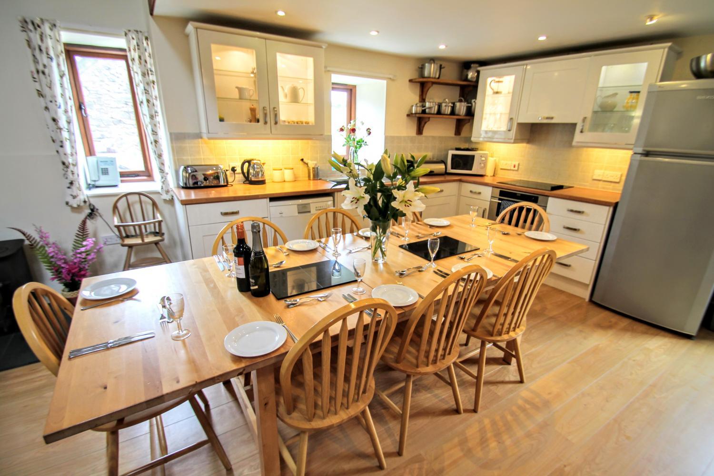 yenworthy mill group accommodation exmoor
