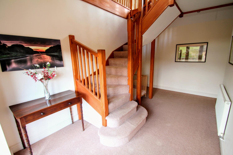 Yenworthy Barn Hallway
