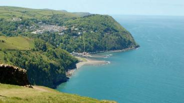 Stay in Lynmouth & Lynton