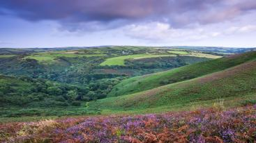 Stay in Exmoor National Park