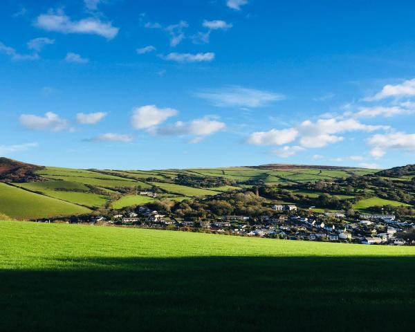 Places to stay in North Devon ton of Combe Martin