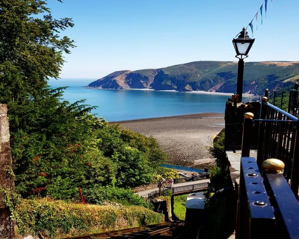 Exmoor holiday cottages, Cottages in Lynton, Luxurious boutique Cottages on Exmoor, Holiday cottages in Lynton, Lynton Hideaway cottages, Self catering cottages on Exmoor