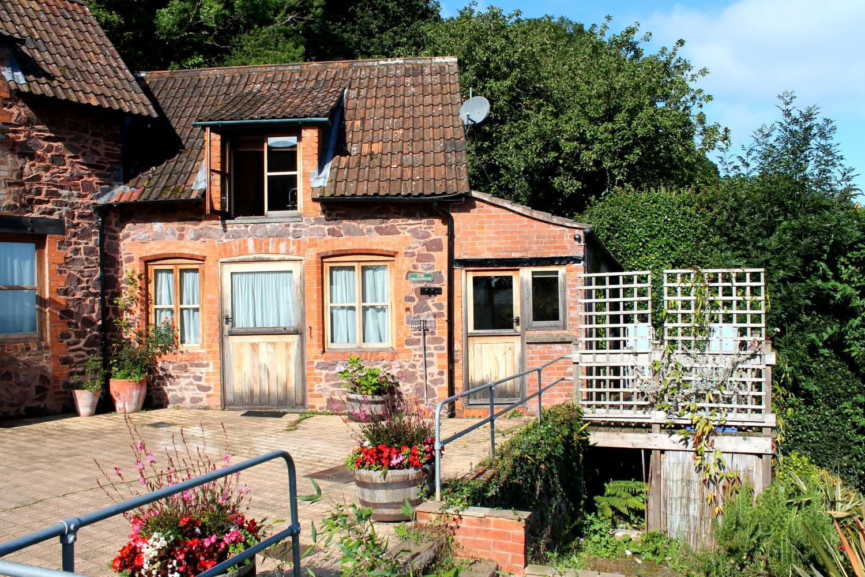 The Coach House, Porlock Weir