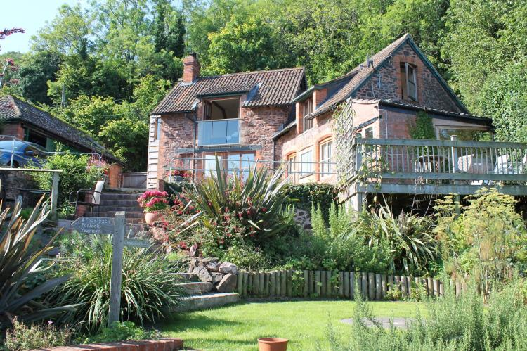 The Coach House Porlock Weir Holiday Cottages In