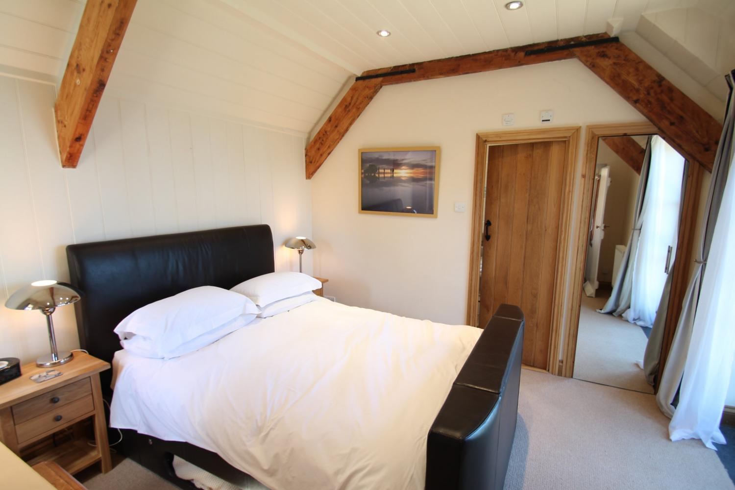 The Stable Block Bedroom