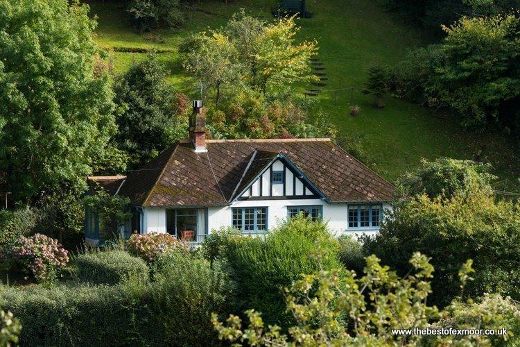 Halsecombe Cottage, Porlock