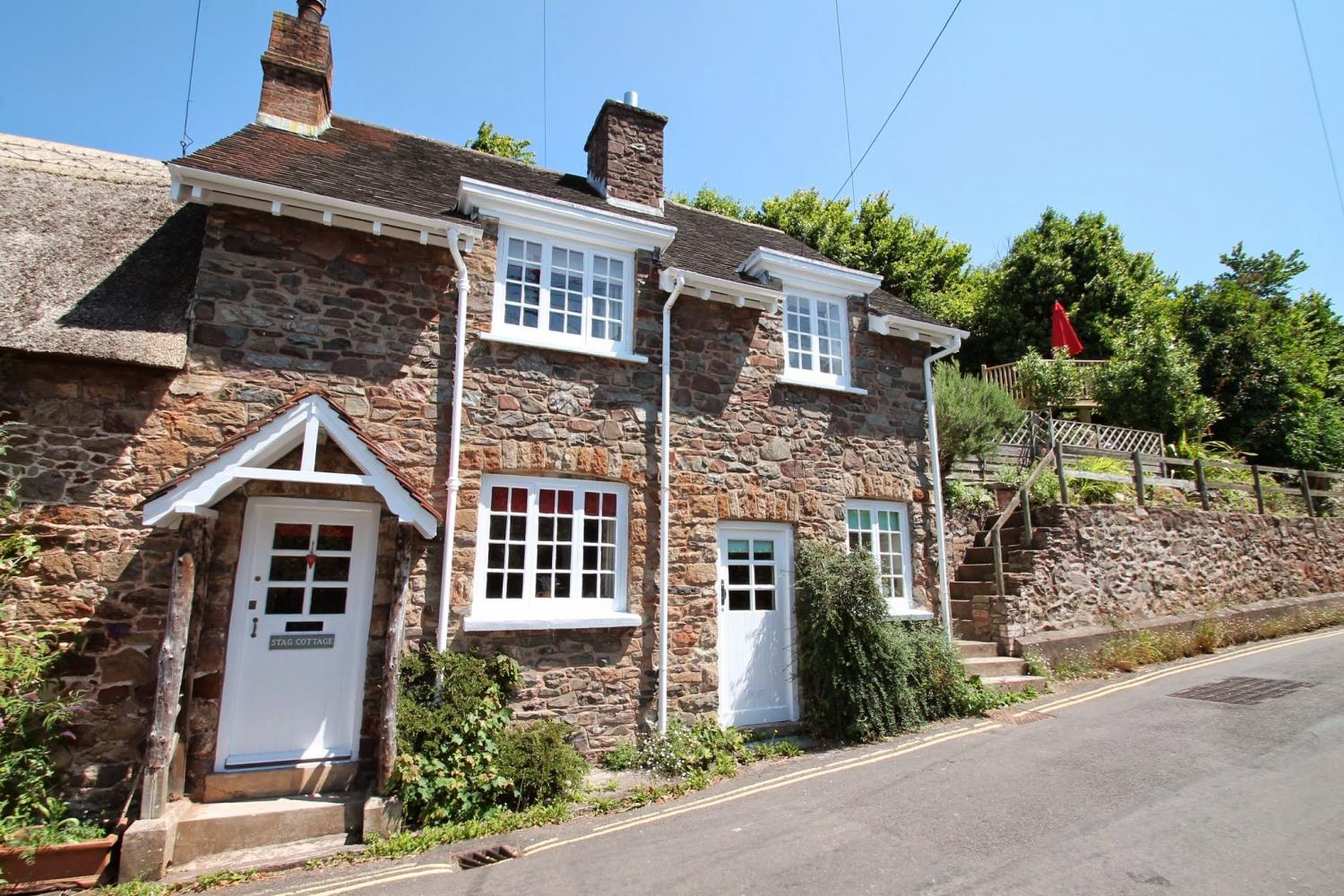 Stag Cottage in Porlock