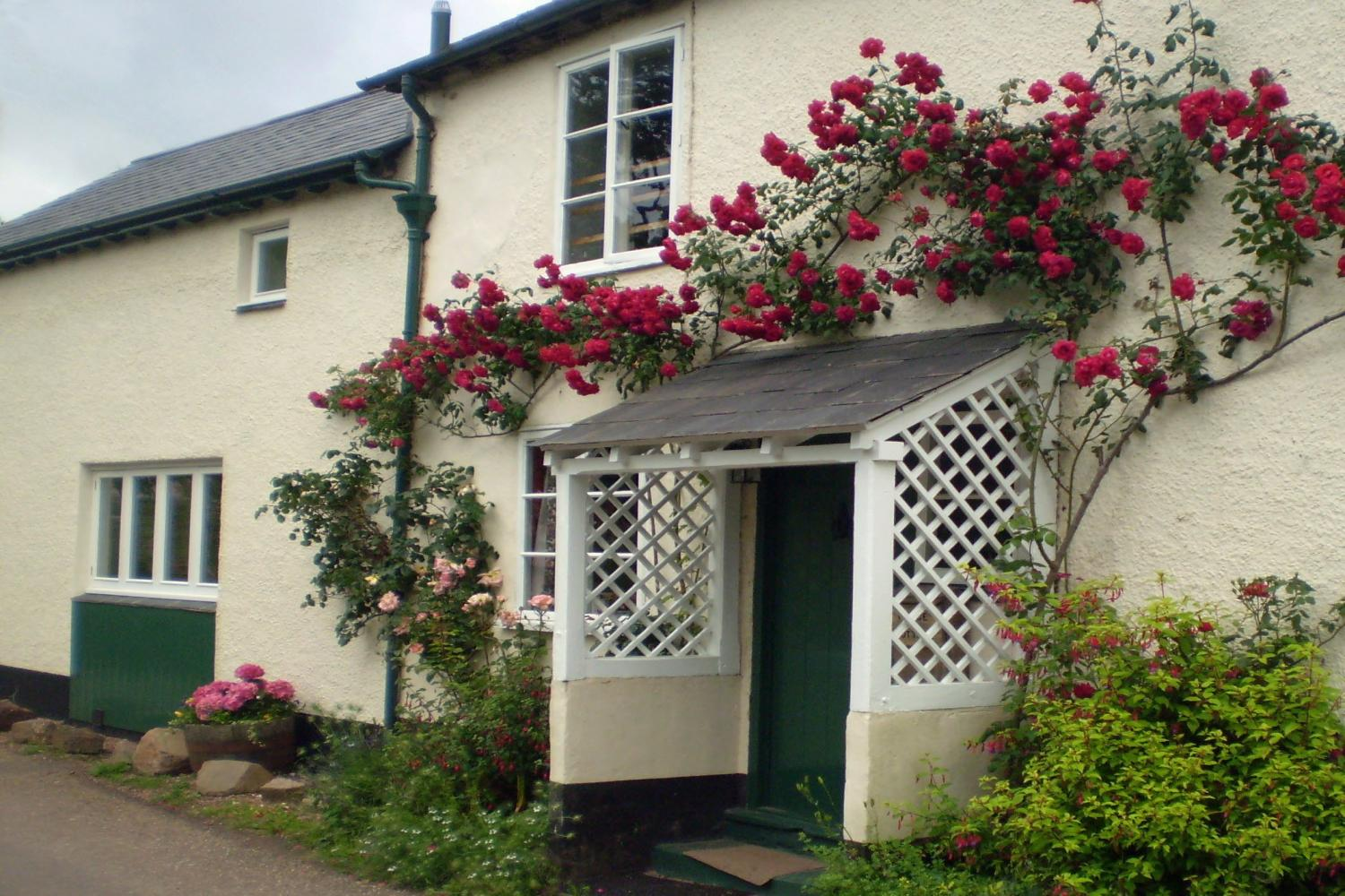 Forge Cottage, Wootton Courtenay