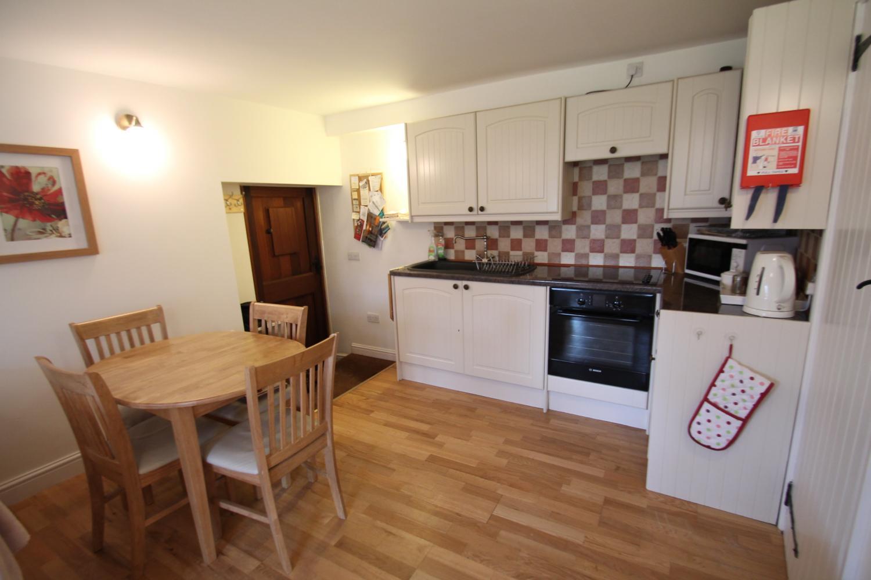 Porlock Hideaway Kitchen