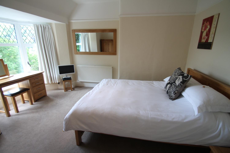 Headmasters Cottage Bedroom Detail