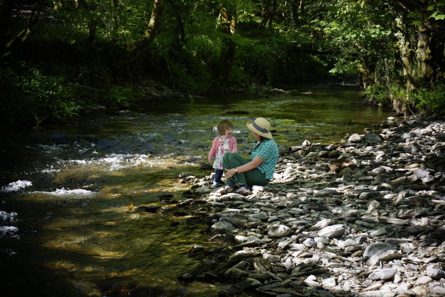 The River Bray. One mile of trout fishing on both banks available by request