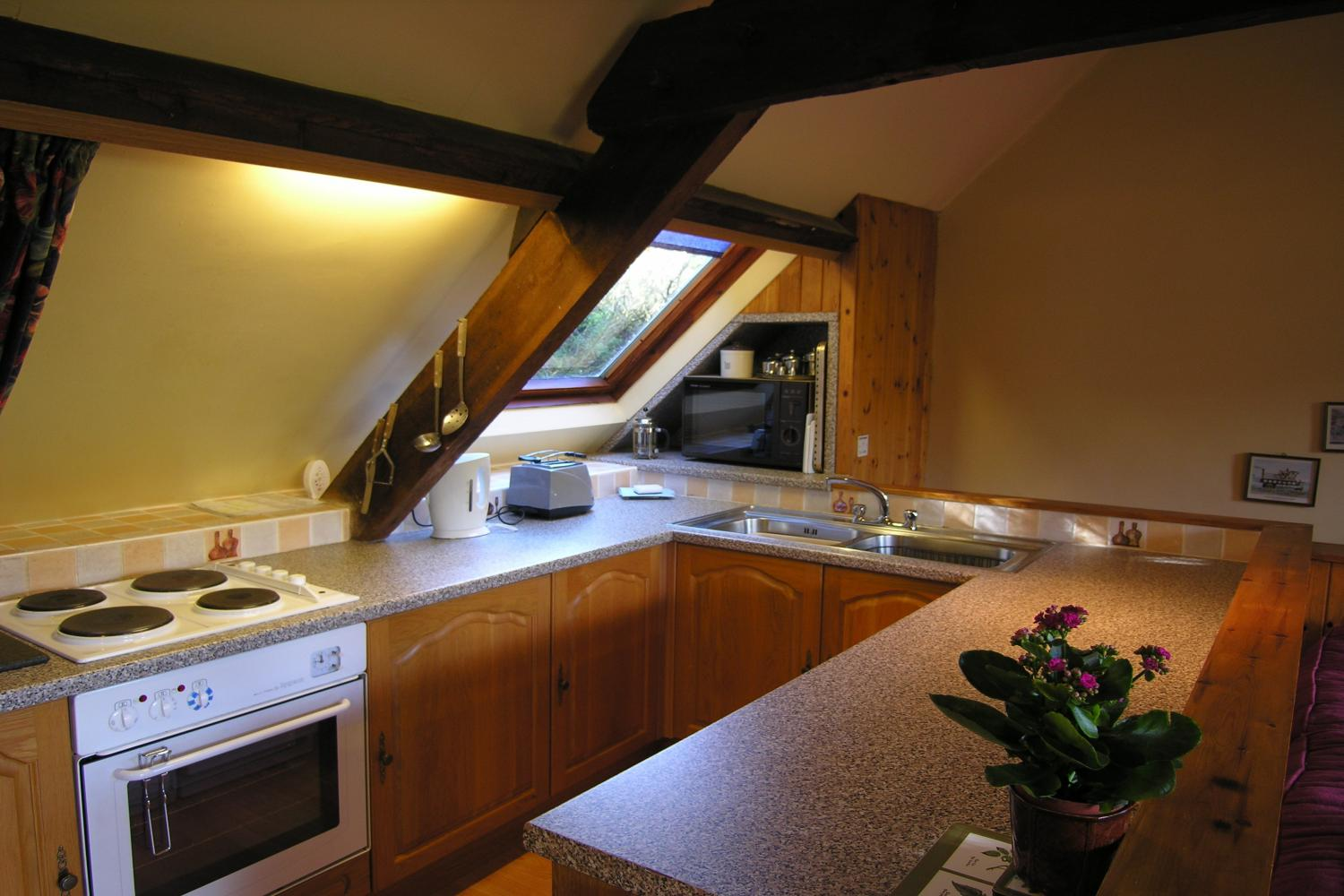 Luccombe Kitchen