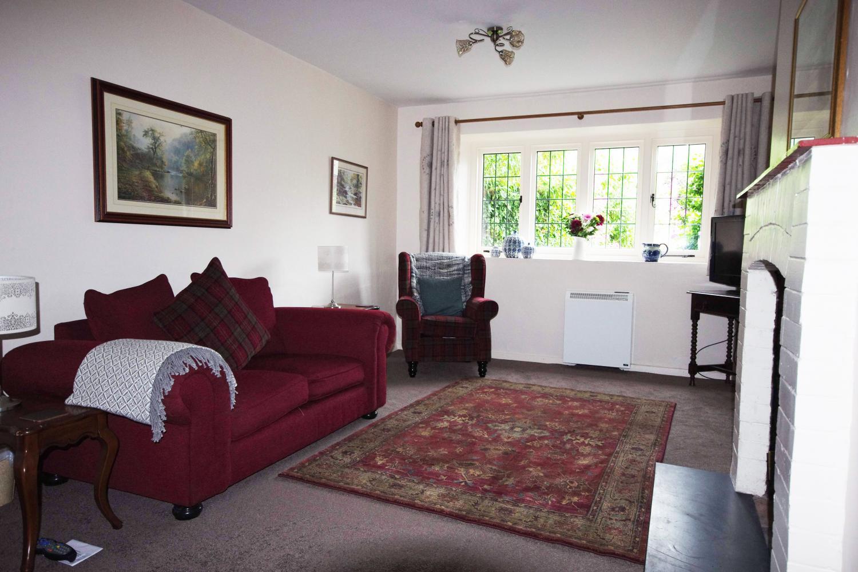 Gate Cottage Sitting Room Detail