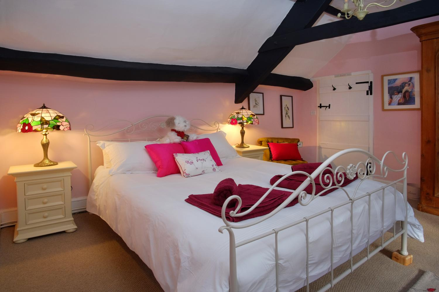 The Old Sweet Shop double bedroom