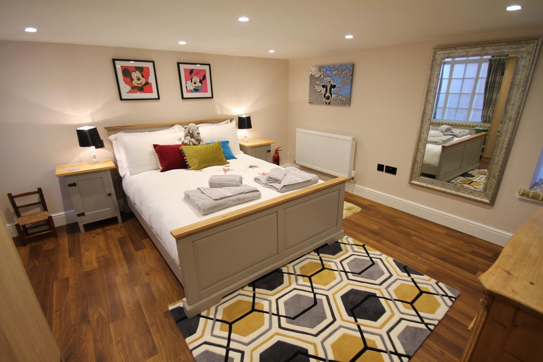King bedroom 'Disney' on the ground floor