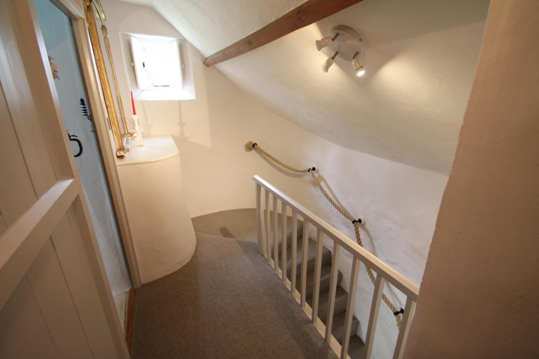 Quaint hallway