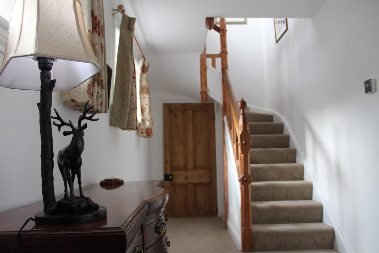 Bowness hallway and stairs to first floor