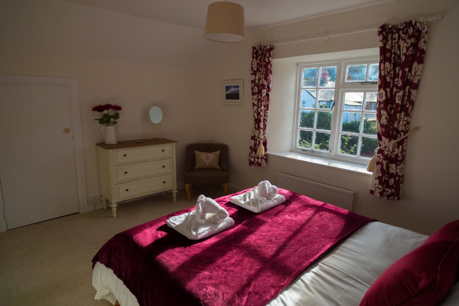 Bowness top floor bedroom