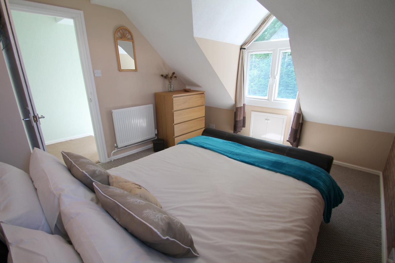 Double room on top floor