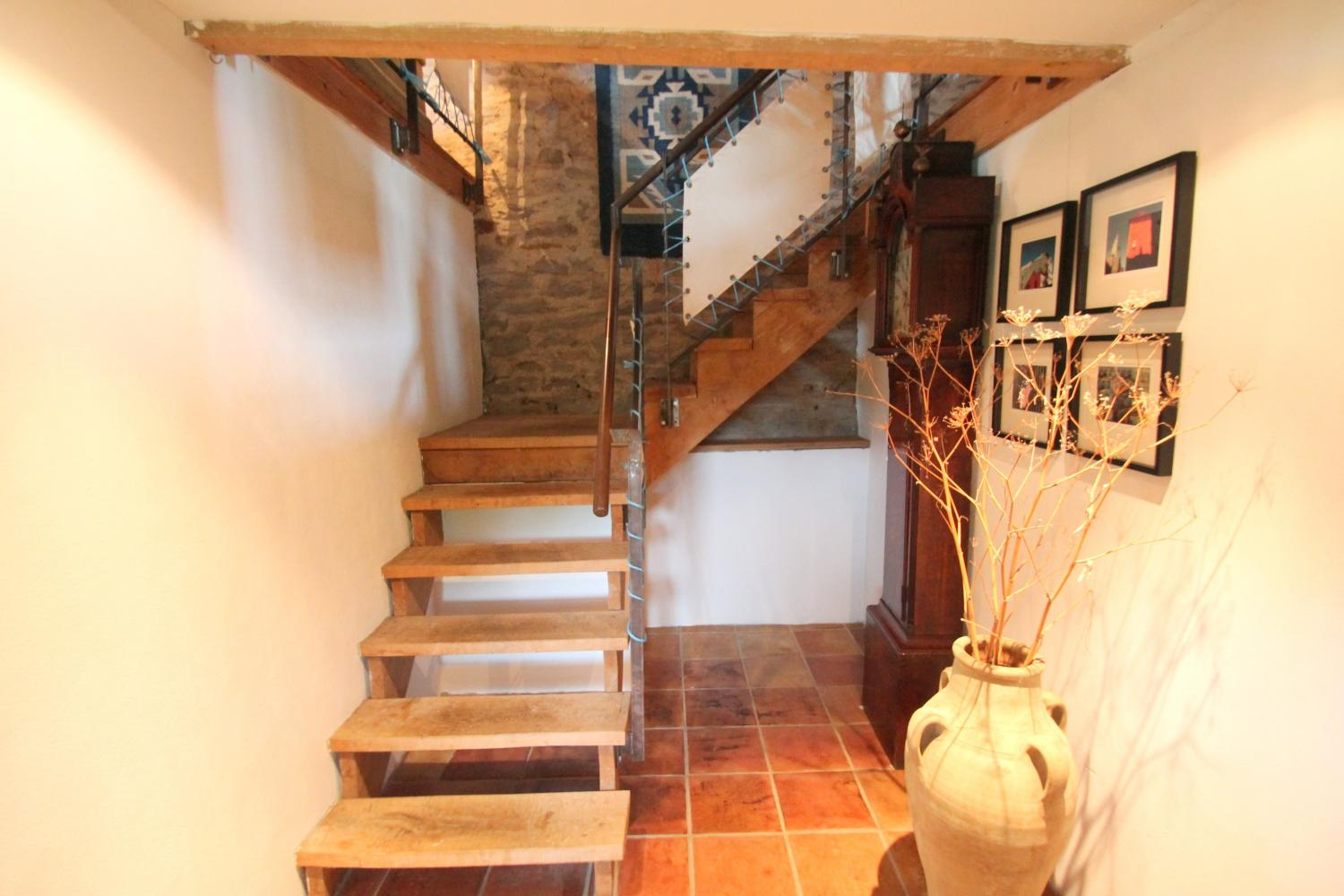 Staircase from Ground Floor