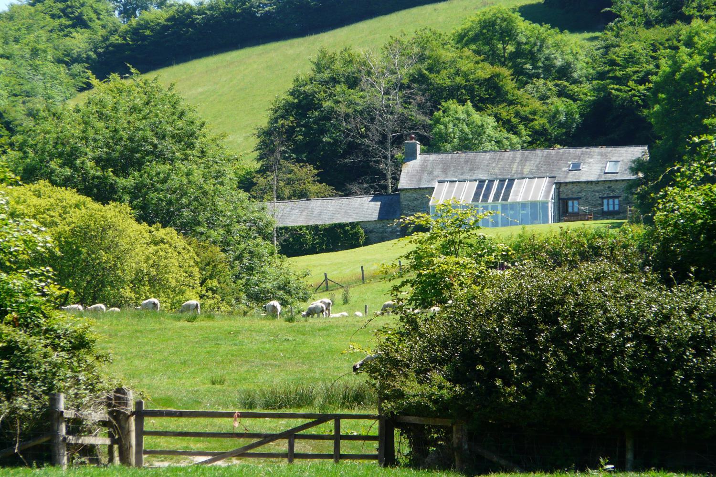 West Huckham Barn, near Wheddon Cross
