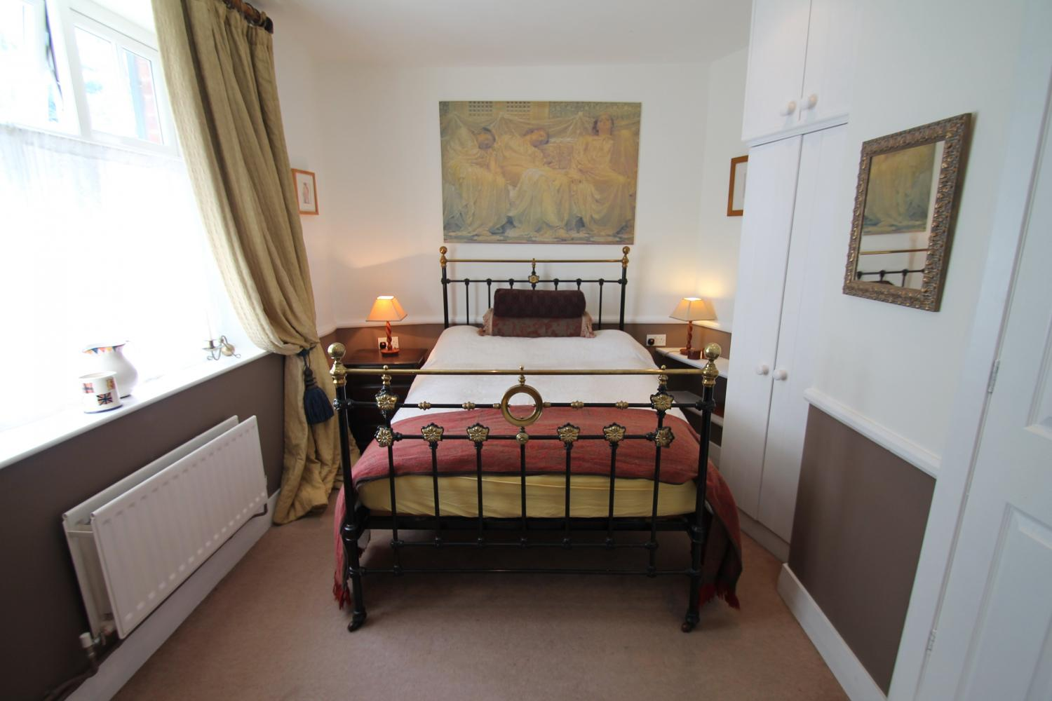 Watermill Cottage Master Bedroom with ensuite