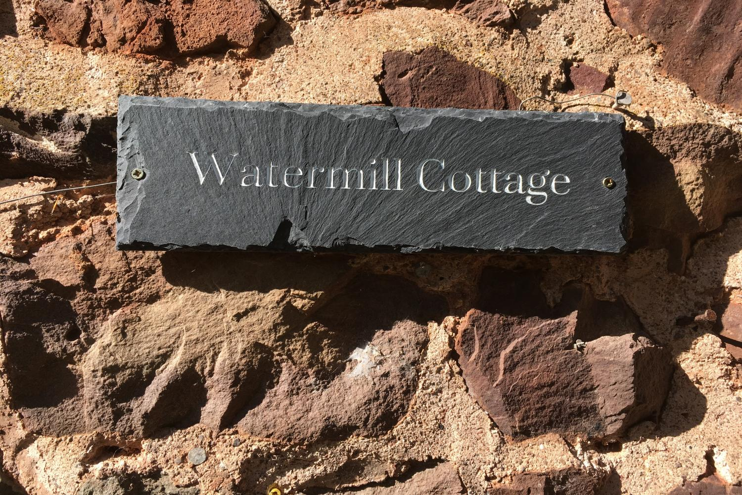 Welcome to Watermill Cottage