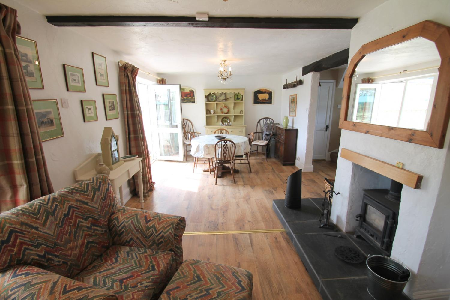 Brook Cottage, Challacombe