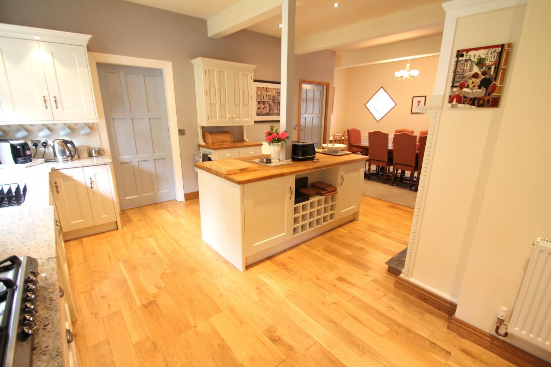 Redway Lodge Kitchen