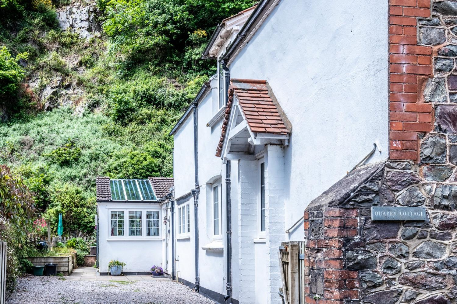 Quarry Cottage exterior
