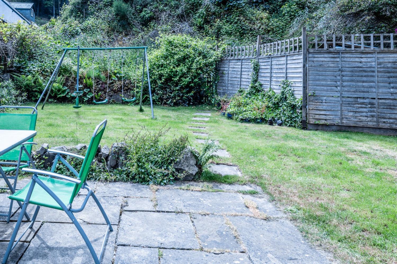 Quarry Cottage garden