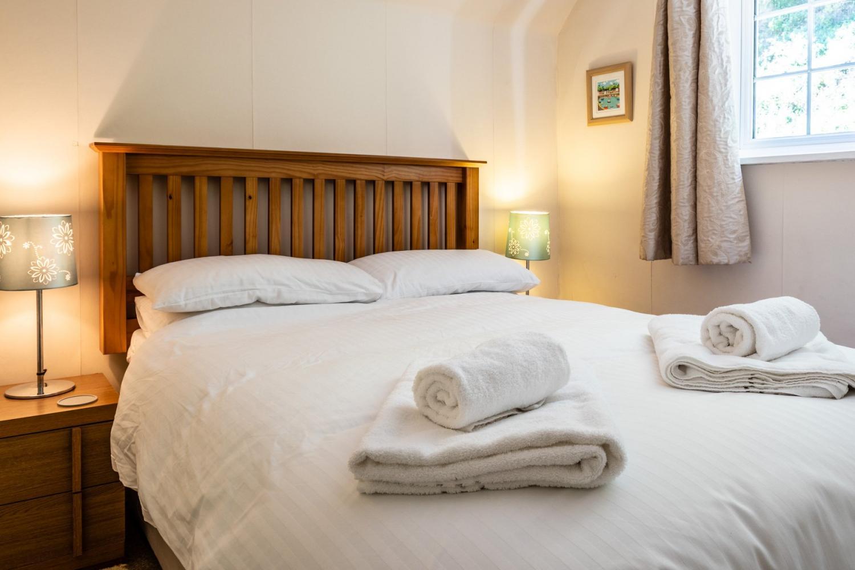Quarry Cottage Bedroom 3