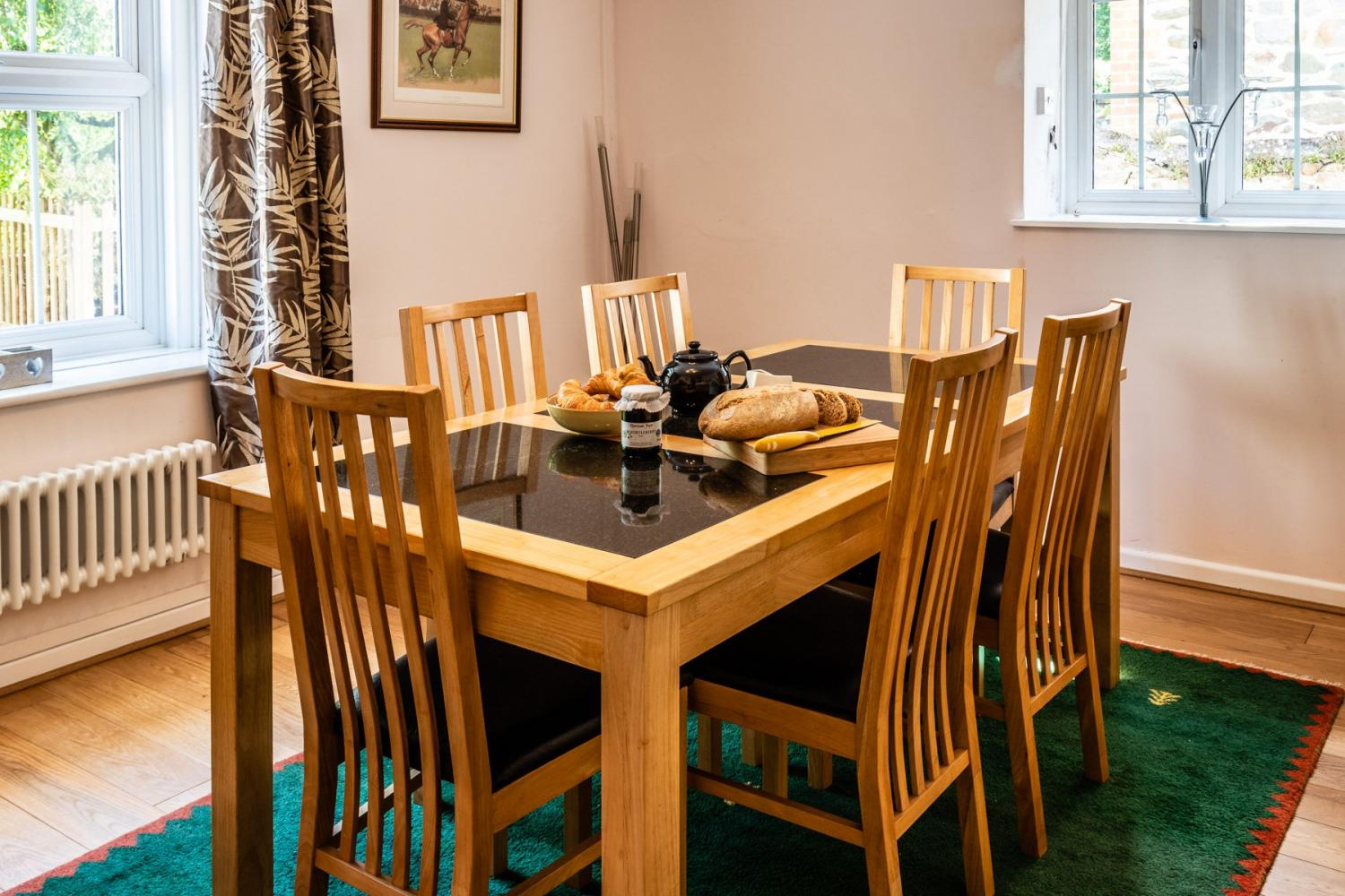Quarry Cottage Dining Room