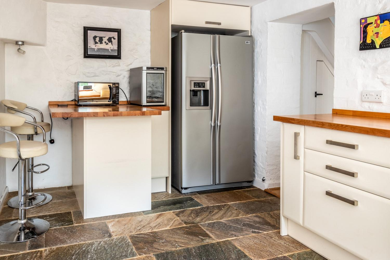 Quarry Cottage Kitchen