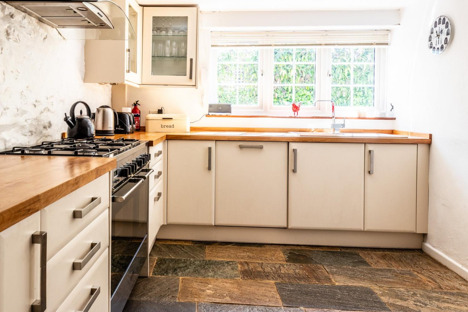 Quarry Cottage Kitchen