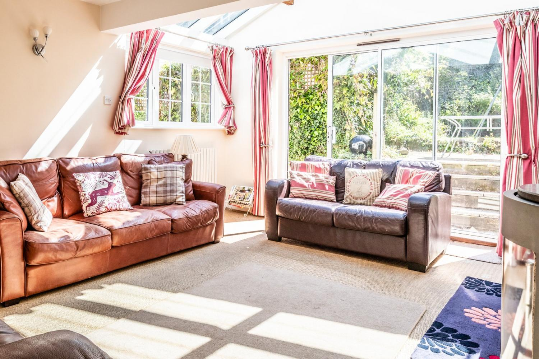 Quarry Cottage Sitting room