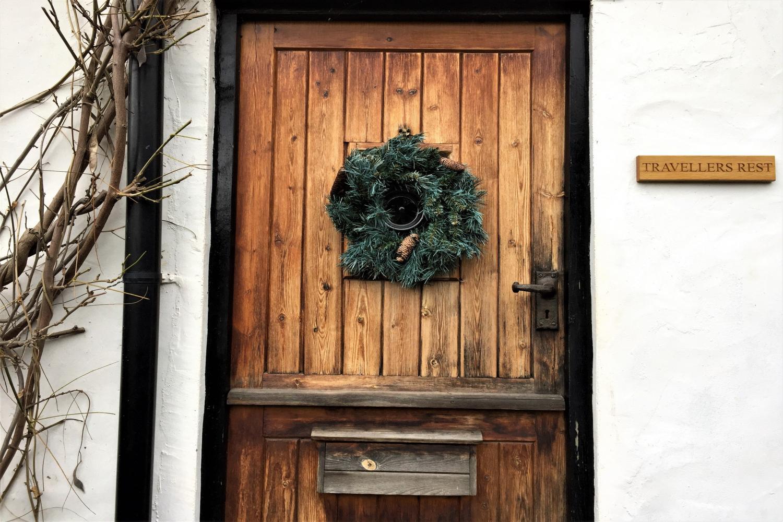 Christmas - Front Door