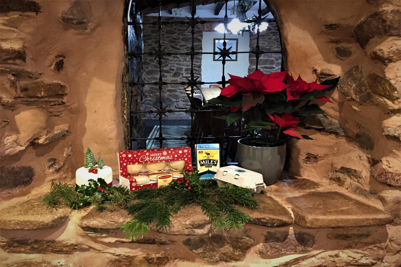 Christmas - Treats for Christmas guests