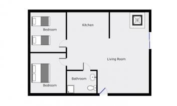 Elm Lodge Floor Plan