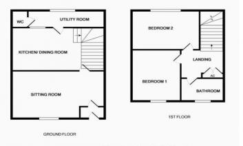 Mulberry Cottage Floor Plan