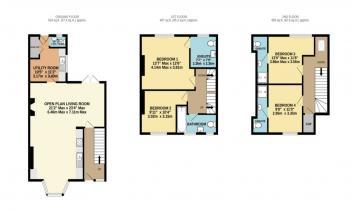 The Dog House Floor Plan
